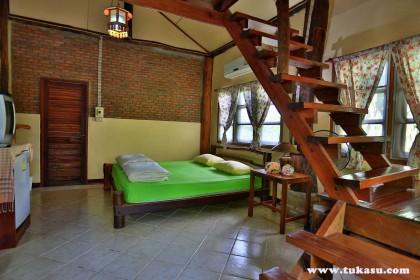บ้านท่องไพร : ตูกะสู คอทเทจ ที่พัก อ.อุ้มผาง จ.ตาก