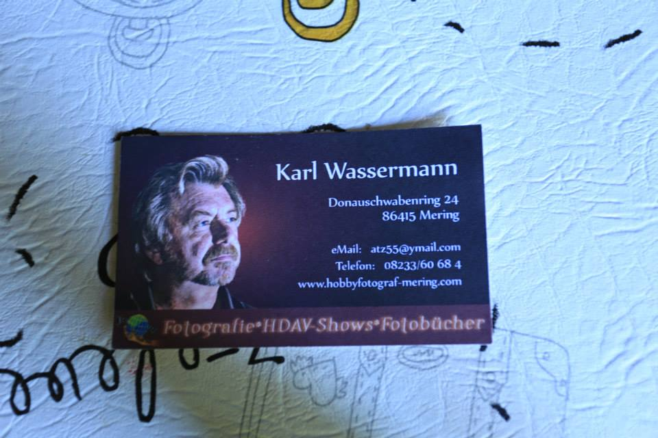 Mr.Karl  Wassermann