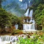 โปรแกรมทัวร์ อุ้มผาง – ล่องแก่ง – เดินป่า – น้ำตกทีลอซู
